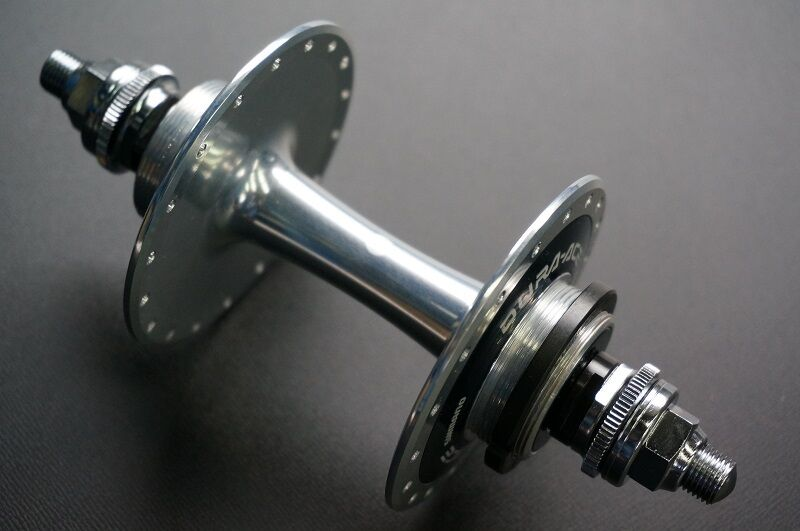 New Shimano Dura Ace Track HB-7600 Rear 36H Double Made In Japan Free Shipping