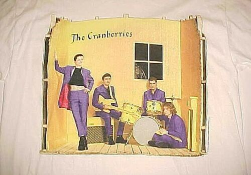 The Cranberries 1996 All Around Touring Vintage Un