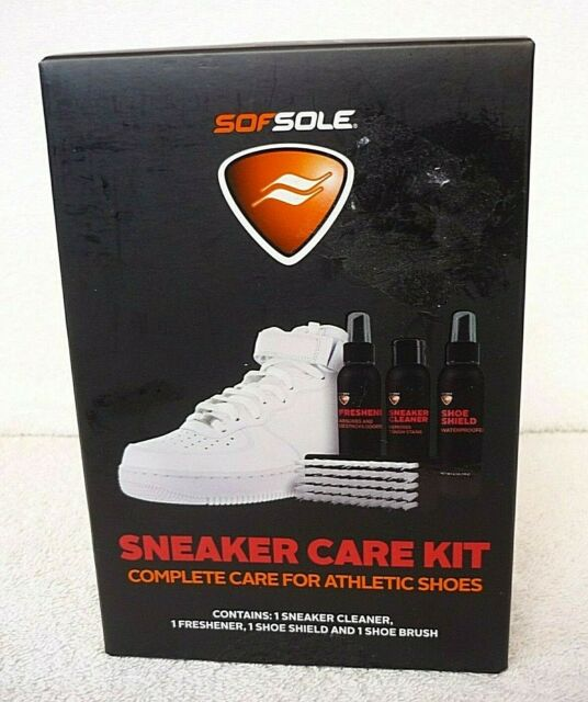 Sof Sole Athletic Sneaker Care Kit Shoe