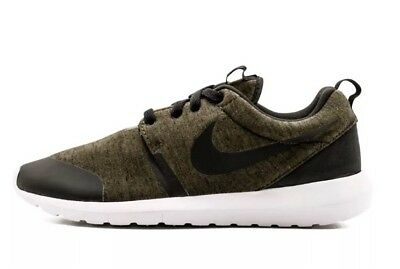 huge selection of de217 88812 $110 Nike Roshe One NM TP Men's Size 8 Olive Green Tech Fleece Pack  749658-301   eBay