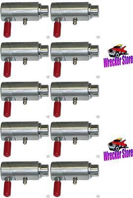 "Farm Wrecker Qty 10-1/"" SPRING LOADED CAM LOCK TWIST LOCK PLUNGER PIN"