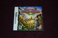 Jewel Master: Cradle of Athena  (Nintendo DS, 2010) COMPLETE