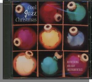 Cool Jazz Christmas - Refreshing Holiday Instrumentals! New 1987 Unison CD! | eBay