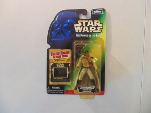 Star Wars Power of the Force FREEZE FRAME ACTION FIGURES