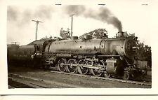 7A555 RP 1937 ROCK ISLAND RAILROAD ENGINE #4008 INVER GROVE MN
