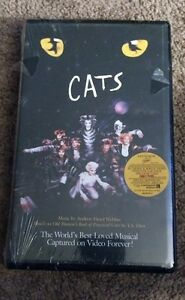 Details about Cats The Musical (VHS, 1998)