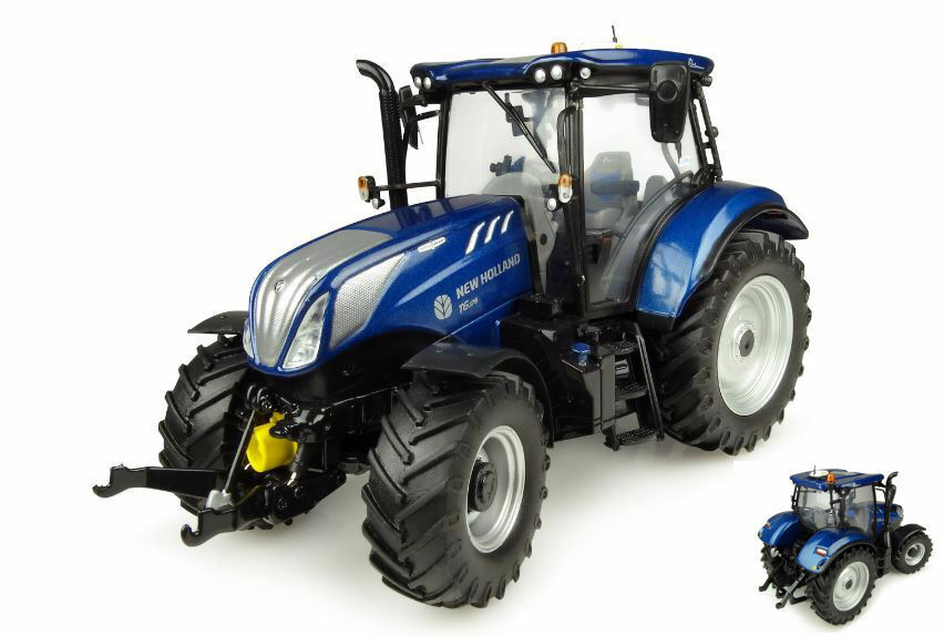 4959 Model 1 Tractor Power bluee T6 175 Holland New