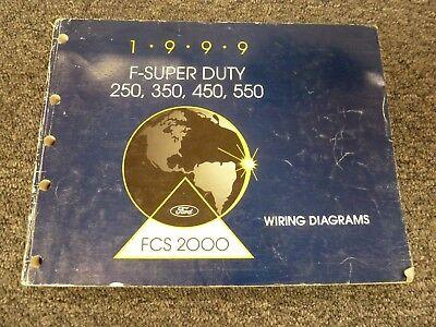 1999 Ford F 250 Super Duty Electrical, 1999 Ford Super Duty Wiring Diagram
