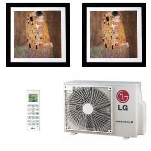 LG-Artcool-Gallery-2-6kw-Multi-split-Air-Conditioning-Home-Office-Bar-Shop-Uses