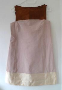 uk Tri 8 42 tone Prada Size Italy Dress qY0xd1xT