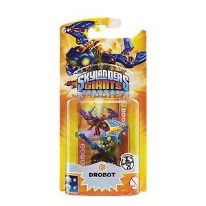 Skylanders-Giants-Light-Core-Character-Pack-Drobot-Nintendo-3DS-WII-PS3-XBOX-360