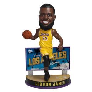 4b13a64fa78f Image is loading 2018-Lebron-James-Holywood-Bobblehead-Los-Angeles-Lakers