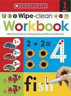 Wipe Clean Workbooks: Grade 1 by Scholastic (Hardback, 2016)