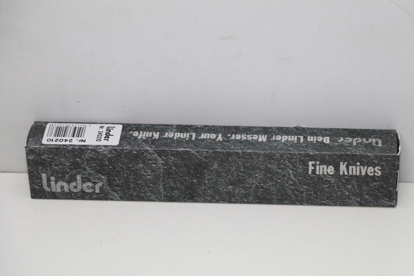 Linder Trachtenmesser Eichenlaub Outdoormesser Outdoormesser Outdoormesser Jagdmesser Dekomesser (630) cb4ed3