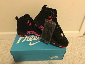 1dcadeb5682 Nike Air Jordan Retro 12 XII Doernbecher Sz 9.5 Black Pink DB AH6987 ...