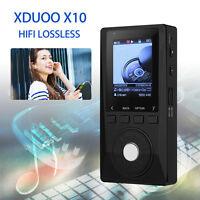Xduoo X10 Digital Lossless Audio Hifi Music Player Dsd Mp3 Wma Flac Support 256g