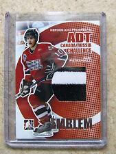 08-09 ITG Heroes Prospects ADT Canada/Russia ALEX PIETRANGELO Emblem Silver /19