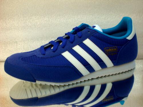 Adidas M17078turn Tamaño deportivas Originals Dragon 40 Nuevo púrpura J azul zapatillas 36 6qr61w