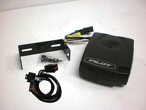 Pilot-80550-Electric-Trailer-Brake-Control-Ford-Wiring-Harness-3035
