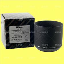 Genuine Nikon Screw-in Lens Hood Hn-30 for Af200mm Micro / Made in Japan