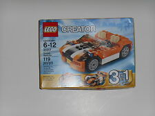 LEGO CREATOR #31017 Sunset Speeder 3 in1 Set NEW IN BOX 119 pcs RACE CAR TRUCK