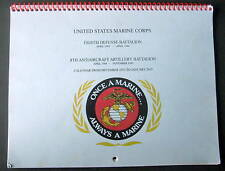 UNITED STATES MARINE CORPS 8TH DEFENSE BATTALION MEMORABILIA WW 2 ERA PICTURES