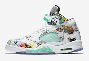 9726da7e8f21d5 2018 Nike Air Jordan 5 V Retro Wings Size 14. AV2405-900