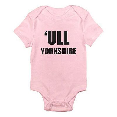 """""""seguito Yorkshire-scafo / East Yorkshire / Città / Novità / Divertente A Tema Baby Grow-mostra Il Titolo Originale"""