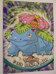 Pokemon: # 03 BISAFLOR