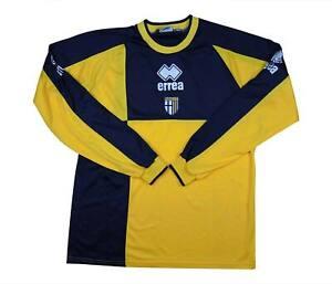 Parma 2005-06 autêntico treinamento Superior L/s (Bom) Camisa De Futebol Xl