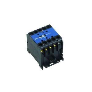 MINI Contattore di potenza 5,5kW/400V AC3 - ISKRA - K07M10 24V