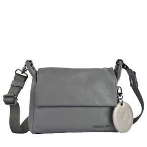 Fzt9308u Duck Mellow Umhängetasche Grau Ledertasche Gargoyle Leather Mandarina wXqdxFvq