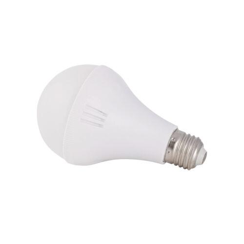 E27 Bayonet LED Bulb 3//5//7// 9//12//15w Day//Warm White Energy Saving Light 220V