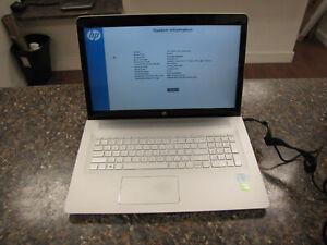 """HP Envy M7 17.3"""" Laptop Intel i7-7500U 2.70GHz 16GB RAM - No HDD/OS"""