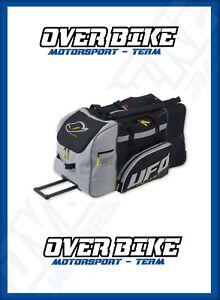 Borsone Borsa Moto Cross OffRoad Porta Accessori Casco Stivali Nero