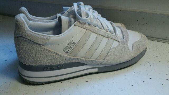 Adidas X Neighborhood NH ZX 500 OG White B26088 MENS US 12 VERY NICE!!!!!!