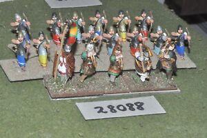 Epoque Romaine 25mm / - Archers 19 Figures Inf (28088)