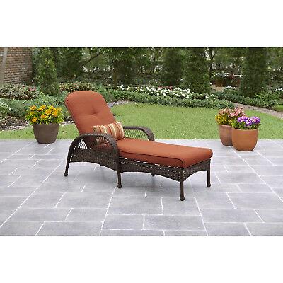 Azalea Ridge Outdoor Chaise Lounge, Better Homes And Gardens Patio Furniture Replacement Cushions Azalea