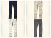 Hollister By Af Womens Hollister Skinny Chinos - All Colors - All Sizes