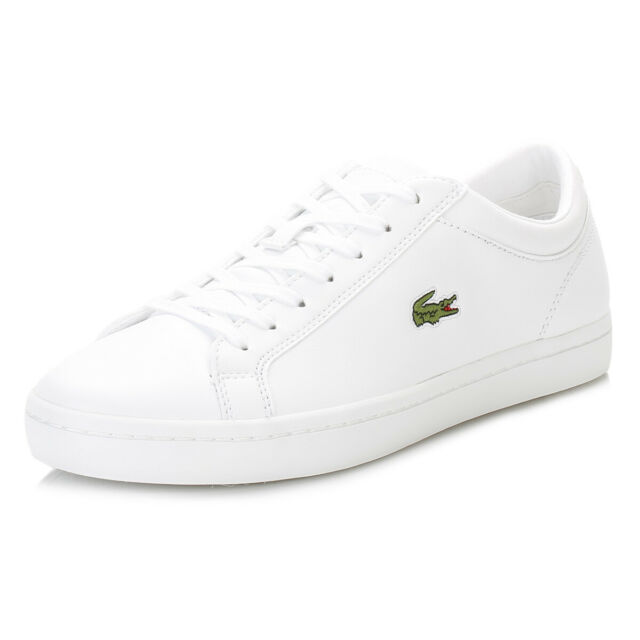 Lacoste Womens White Trainers