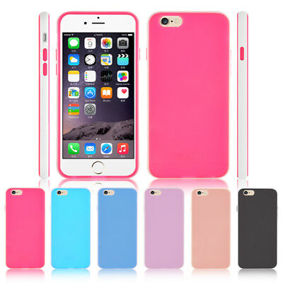 COVER BUMPER IN SILICONE PER APPLE IPHONE 6 PLUS