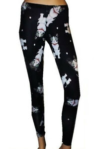 GOTHIC-LADIES-WOMENS-CUTE-CAT-KITTEN-KITTY-TATTOO-PRINT-LEGGINGS-GOTH-PUNK-EMO