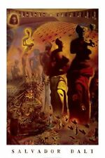 "Salvador Dali Hallucinogenic Toreador Poster - NEW 24"" x 36"" - Art"