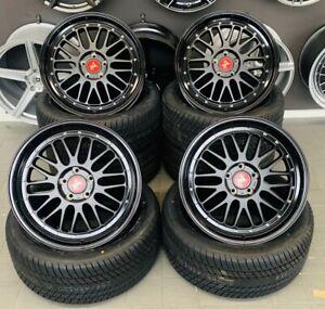 19-Zoll-Keskin-KT22-5x112-fur-Audi-A3-S3-TT-TTS-A6-A4-Q2-Q3-GTI-R-R32-Le-Mans