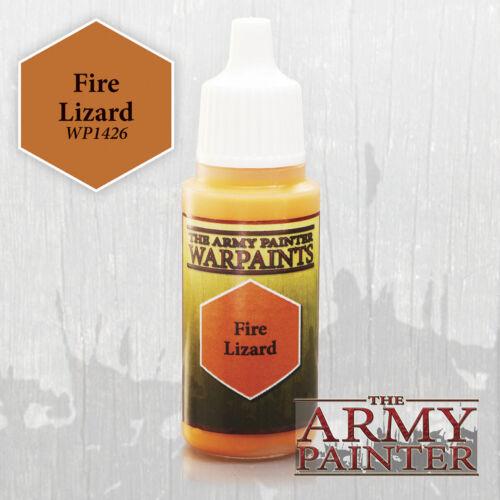 Fire Lizard Warpaint *The Army Painter*