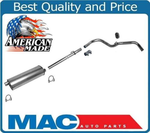 for 92-93 Dodge Van Fuel Injected B150 250 350 Muffler Exhaust System Tail Pipe