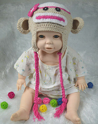 Baby Gils Boys Winte Beanie Crochet Hat Beanie Cap Aussie Stock/ Baby Gift!