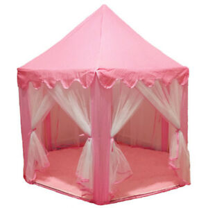 Pad Mat For Kids Play Tent Hexagon Princess Castle Rug Playhouse ...