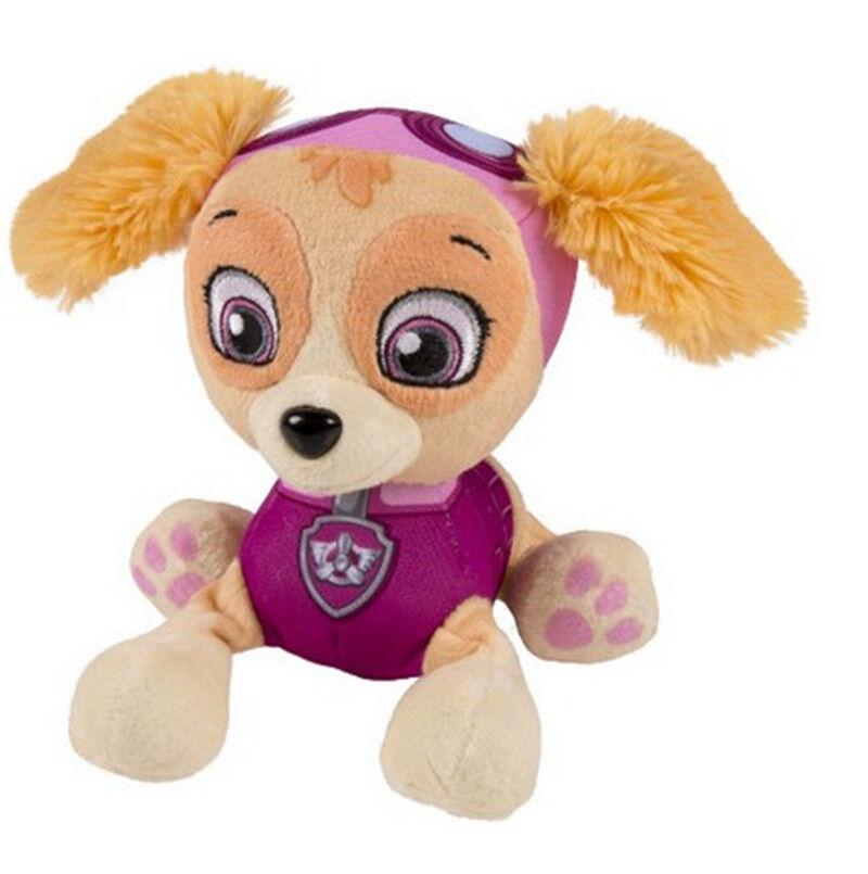"Paw Patrol Pup Pals 8"" Skye Zuma Rocky Marshall Kids Gift Soft Plush Toy Dog 8"