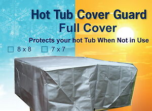 Image Is Loading Hot Tub Cover 7 034 X7 X